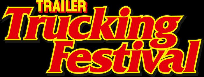 Trucking Festival Logo