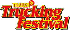 Trucking Festival Sticky Logo