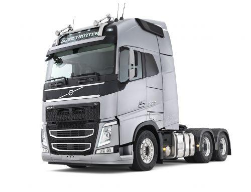 Många lastbilsnyheter på Trucking Festival